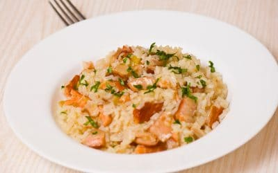 Južnjački riblji rižoto