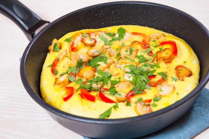 Orijentalni omlet
