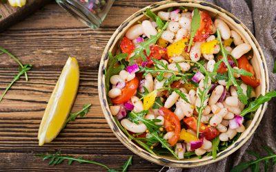 Salata od mahunarki